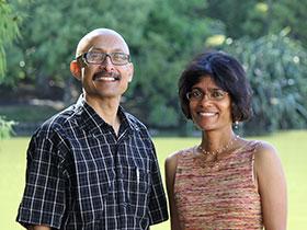 Priya Kurian and Debashish Munshi