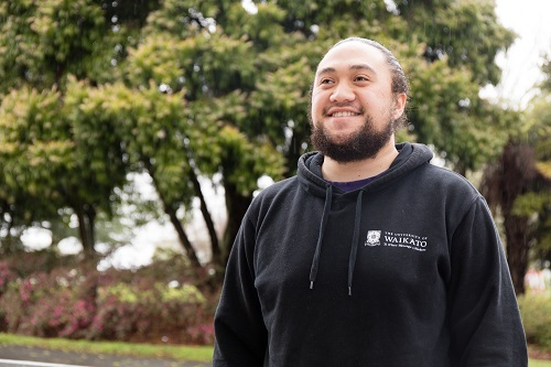 University of Waikato honours student Tiriana Anderson is researching why some Māori traditions exist.