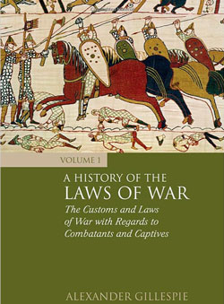 History of Law of War: Vol 1