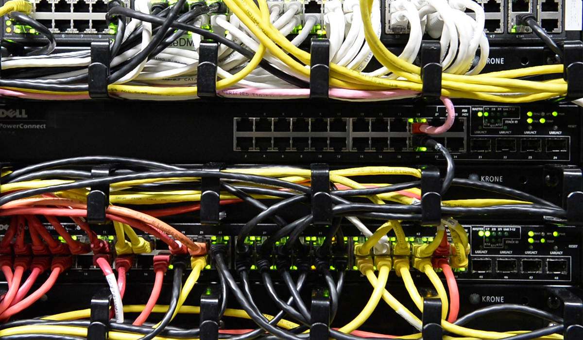 Security And Safety University Of Waikato Network Wiring Cyber