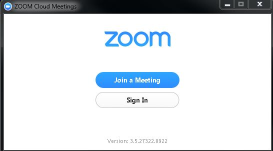 Zoom - Installation Guide - ICT Self Help : University of