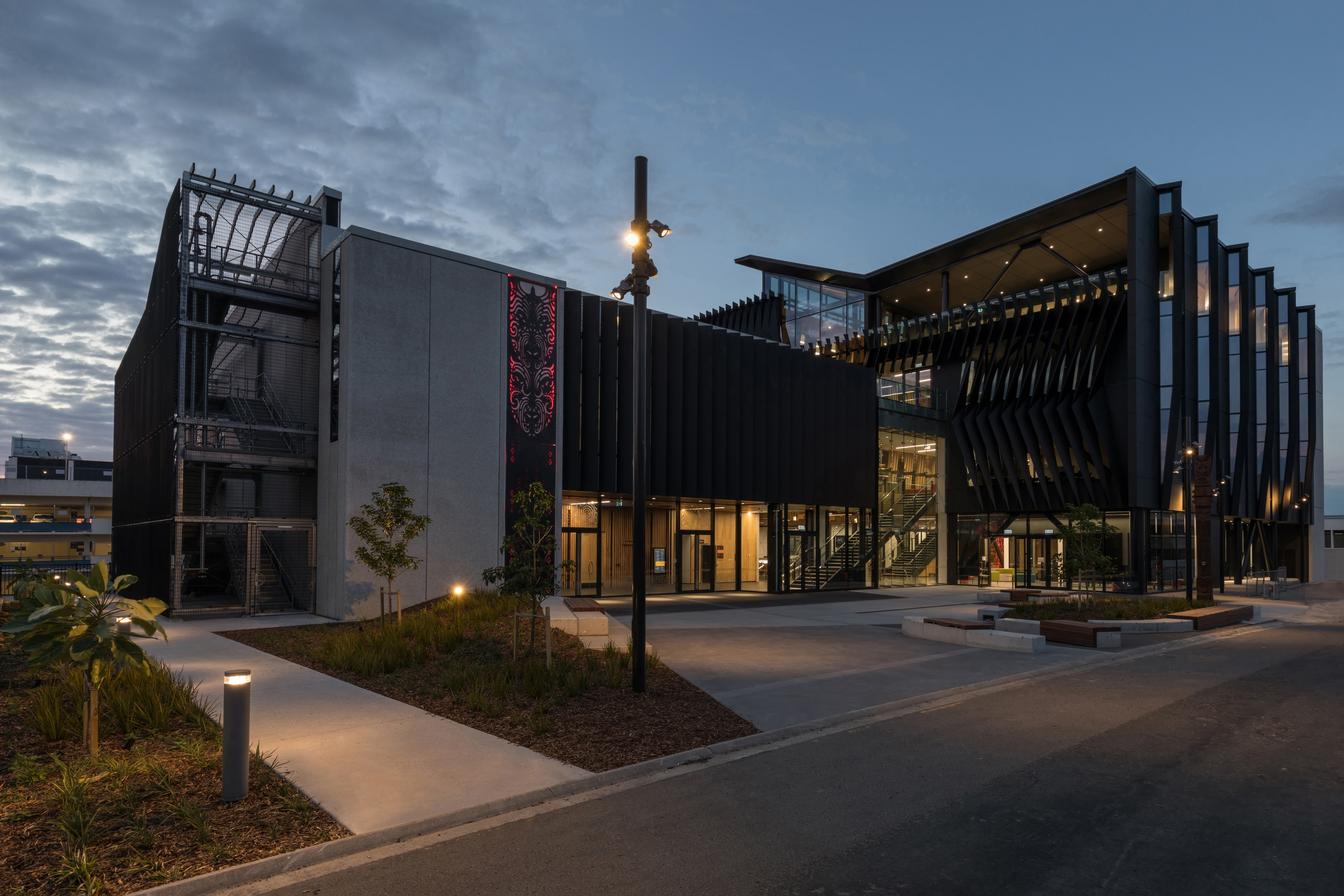 Award winning University of Waikato Tauranga CBDCampus