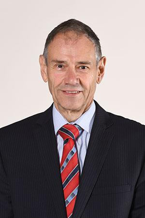 Professor Alister Jones