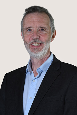 Professor Patrick Leman