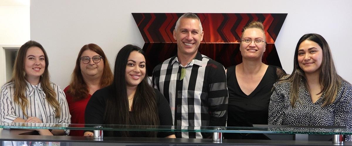 Te Kotahi Research Institute team