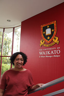 Law Student wins Doctoral Scholarship
