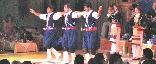 crete dancers