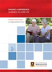 main learning in later life