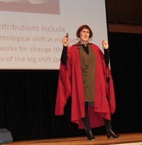 Professor Kathryn Pavlovich