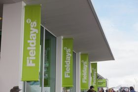 Fieldays flags