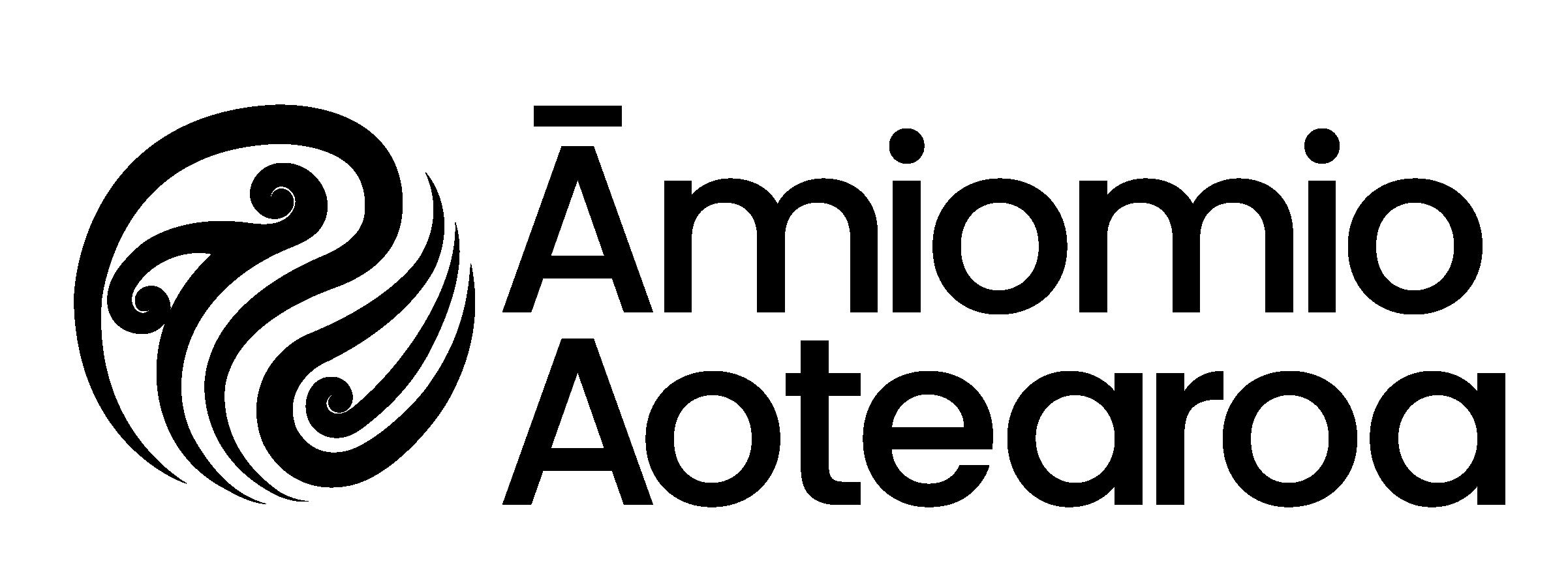 Amiomio Aotearoa (logo)