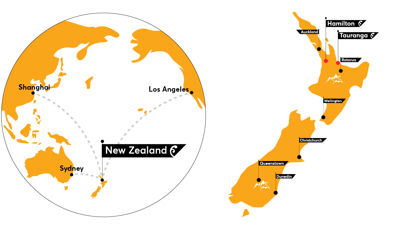 Why NZ Map