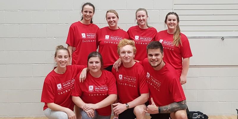 Social Volleyball Team 2019
