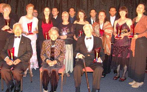NMAEA recipients 2006