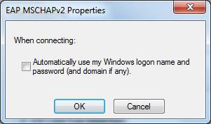 EAP properties