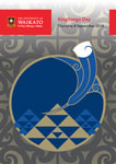 Kīngitanga Day 2016 Brochure