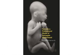 Towards a Professional Model of Surrogate Motherhood book cover
