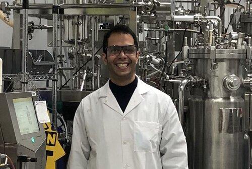 Dr Aydin Berenjian