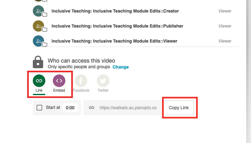 Copy link image