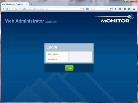 webprint select login