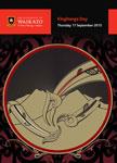 Kīngitanga Day 2015 Brochure