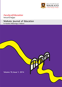 Waikato Journal of Education