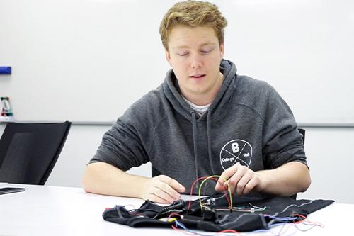 Dylan smart shirt