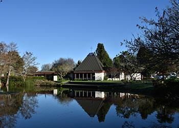 Lady Goodfellow Chapel Lake