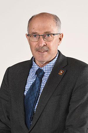 Professor Frank Scrimgeour