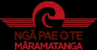 Ngā Pae logo