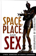 Space, Place, and Sex Book Cover