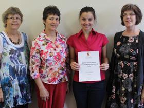 New Zealand Federation of Graduate Women Prize