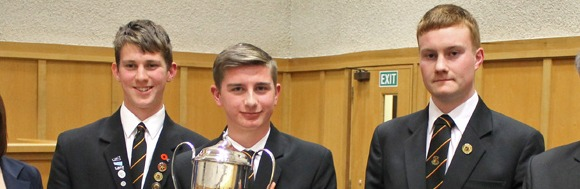 Secondary School Mooting Competition Winners 2015