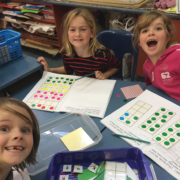 Children's part-whole thinking in mathematics