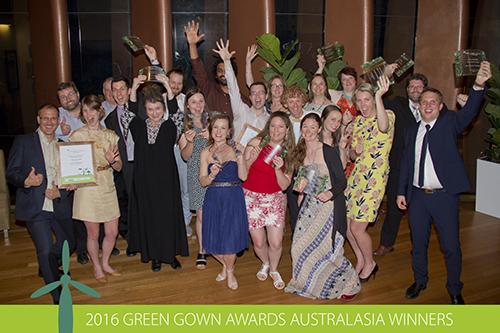 Waikato University wins international award for sustainability ...