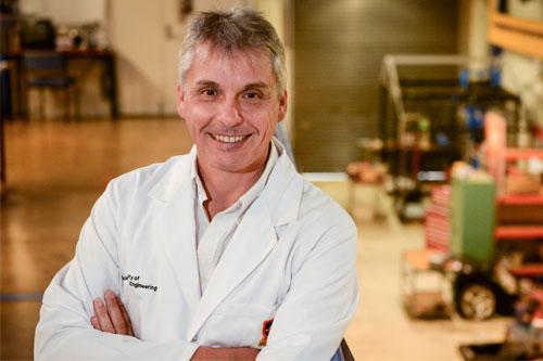 Professor Mike Duke.