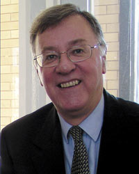 Prof Peter McDonald