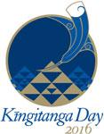 Kīngitanga Day 2015 Logo