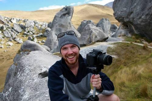 Waikato Fulbright scholar's film selected for prestigious festival