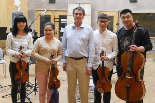 Polaris Quartet of Shanghai
