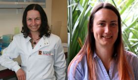 Dr Adele Williamson and Dr Jaimie Veale