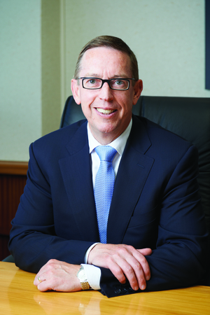 Vice-Chancellor Professor Neil Quigley