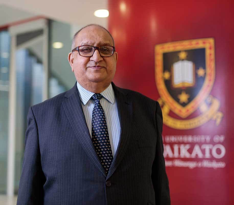 Sir Anand Satyanand Chancellor