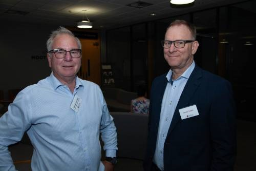 michael-crawford-and-dennis-turton-at-donor-day