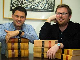 Rob Davies & Darren Adams