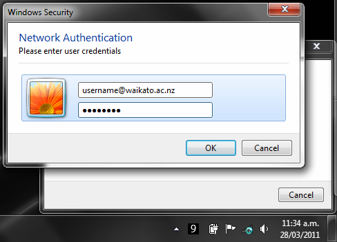 Configure Eduroam for Windows 7 & 10 - ICT Self Help