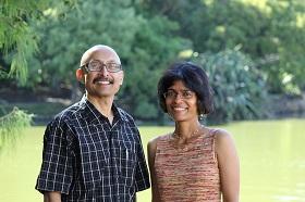 Debashish and Priya