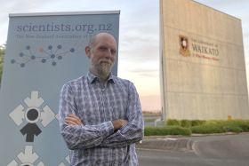 Professor Troy Baisden