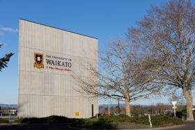 Te Piringa Faculty of Law at the University of Waikato