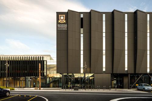 MIL-OSI New Zealand: University of Waikato Tauranga Campus wins top Australasian award